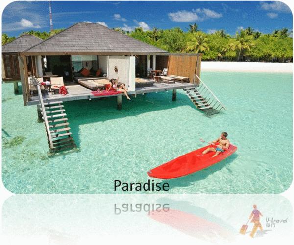 餐厅与酒吧介绍 天堂岛有5家餐馆,包括意大利餐馆,海鲜餐馆,日本餐馆