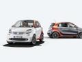 [海外新车]前沿设计风格2015款奔驰smart