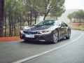 [海外试驾]2014全新宝马i8 混合动力跑车