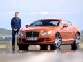 [海外试驾]宾利Continental GT 极速试驾
