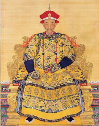 康熙皇帝(1654—1722)