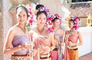 泰国风情 网络截图