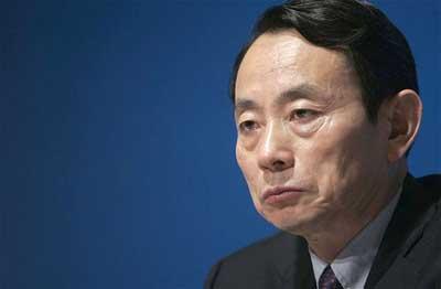 原中石油董事长蒋洁敏