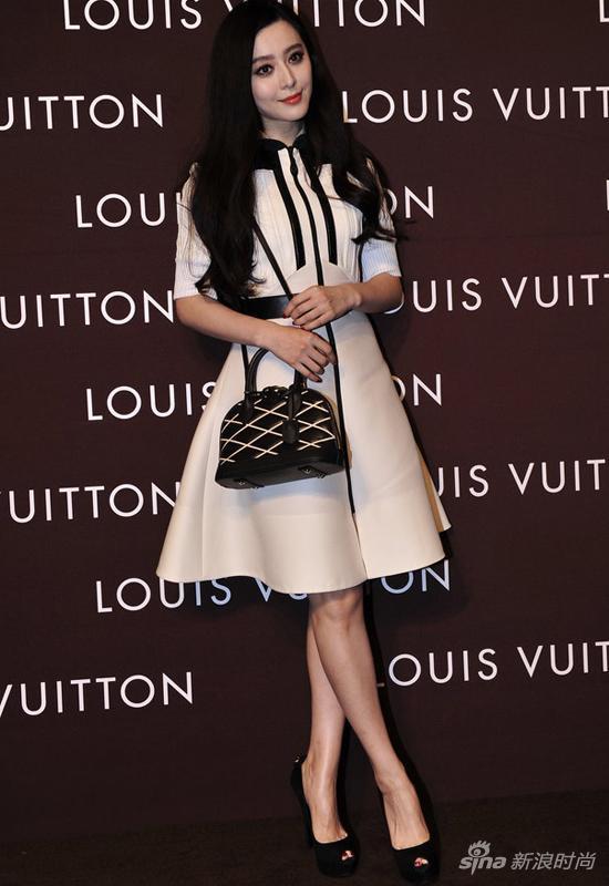 范冰冰:时尚圈挚爱的icon