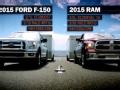 [海外试驾]福特F150巅峰对决道奇Ram1500