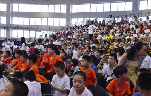 2014清华优才暑期全国系列大赛在京举行