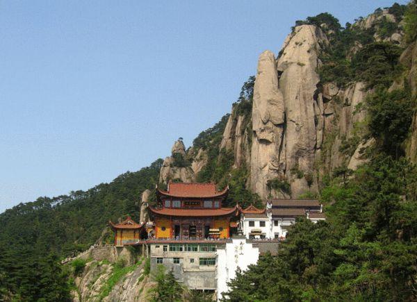 九华山自助游攻略 佛教名山祈福之旅