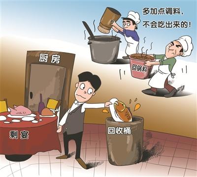 """""""汉丽轩烤肉超市昌平店""""的一名前员工"""