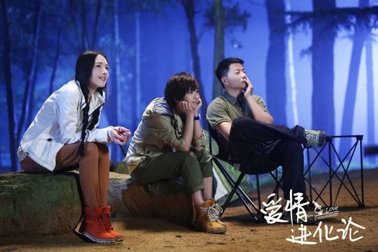 段奕宏和郭碧婷、刘雅瑟