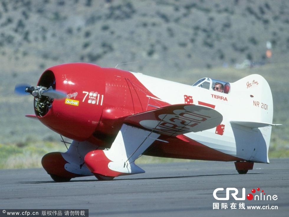 美国最快最易操作小飞机曝光 时速476公里破记录(高清组图)