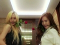 《Jessica&Krystal片花》20140729 预告 姐妹大摆性感动作 无奈笑场破功