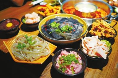 媒体新闻滚动_搜狐资讯    毛肚是重庆火锅经典菜品之一,单是重庆本地