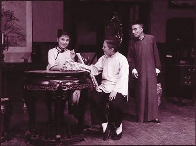 1954年,北京人民艺术剧院成功上演了《雷雨》。(资料图)