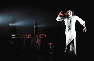 香港版现代舞《舞-雷雨》剧照(资料图)