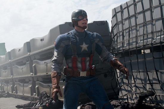 《美国队长2》剧照