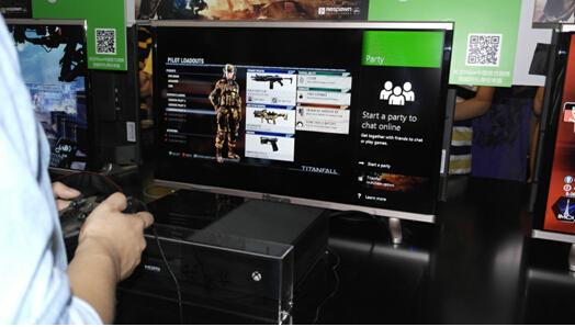 海信成为微软 Xbox ChinaJoy展电视产品合作伙伴
