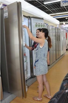 """卡萨帝冰箱穿上""""宇航服"""" 容积率提升15%"""