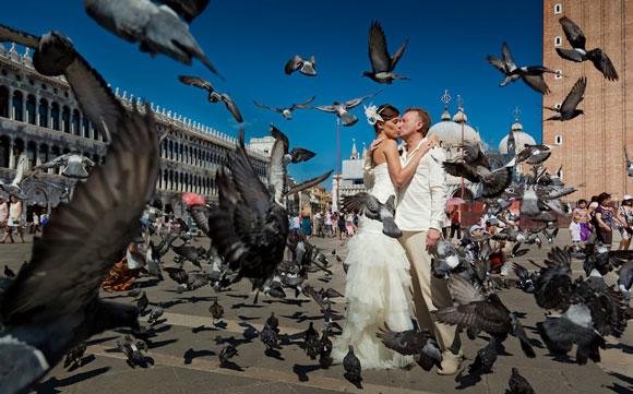 去水城威尼斯兑现爱情承诺