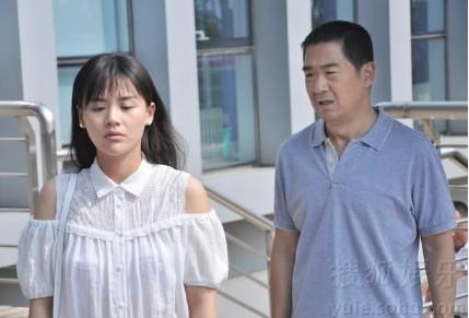 爱情最美丽37集预告 马晓灿无意听到自己的身世(组图)
