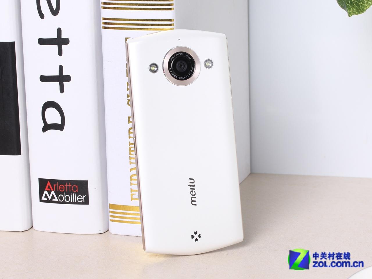 自拍美颜利器 美图手机2商家现货发售