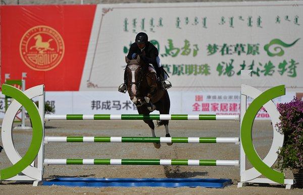 2014年第三届中国马术大赛