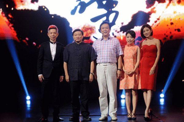 《中华好故事》主持人与三大导师
