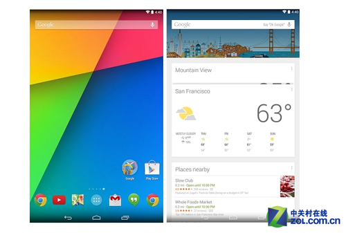 Google Now已支持Android4.1及以上机型