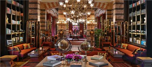 Pera Palace酒店-Kubbeli酒廊(Pera Palace Hotel Jumeirah - Kubbeli Lounge)