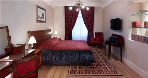 Pera Palace酒店-阿加莎•克里斯蒂套房(Pera Palace Hotel_ Jumeirah - Agatha Christie Room)