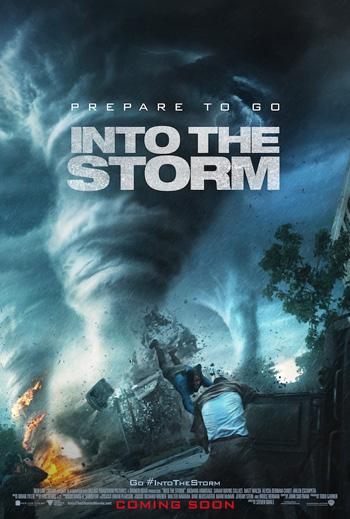 《不惧风暴》定档海报(点击观看高清剧照组图)
