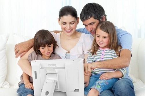 明基21.5英寸超大平板电脑PT2200上市