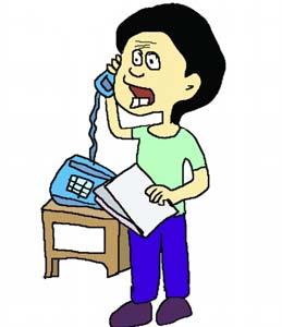 喂,110吗?我现在一个人在家,很想找个人陪我说说话…… 商报图形 刘颖 制