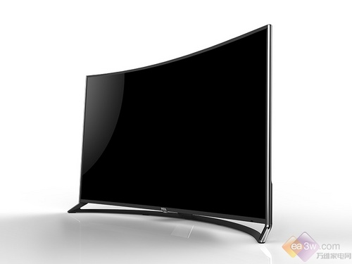 TCL首款4K曲面电视 H9600系列新品曝光