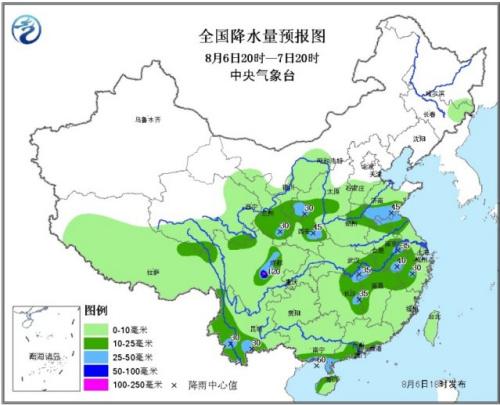 中新网8月6日电据中央气象台预报,未来三天,云南鲁甸震区仍将有降雨,主要多为有阵雨或雷阵雨天气,雨量以小雨为主,局部有中到大雨。未来十天,气象干旱区的降雨将呈逐渐增多的趋势。