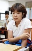 图文:三星杯预选赛决赛激战 韩国女高手金惠敏