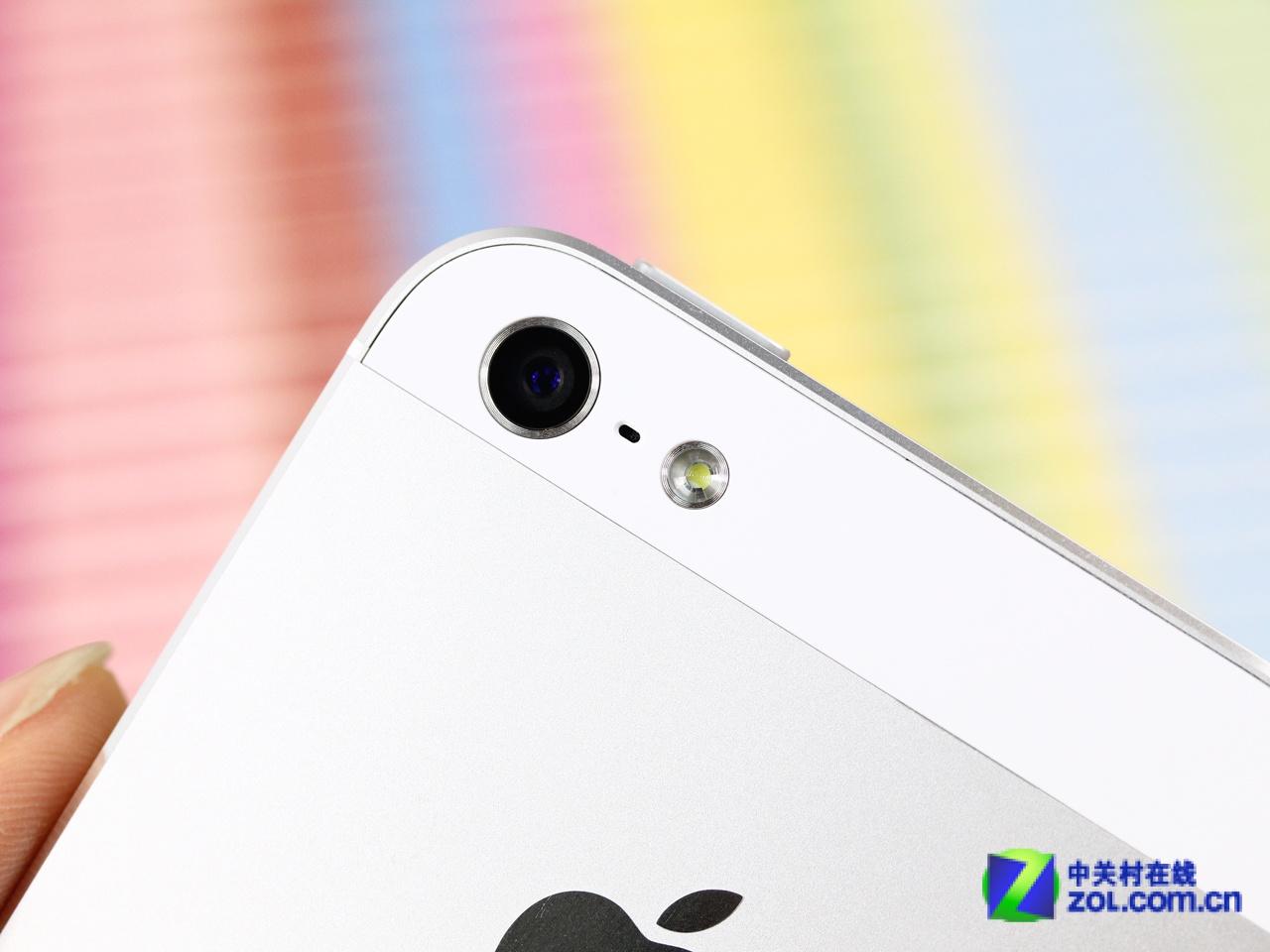 图为16GB版苹果iPhone