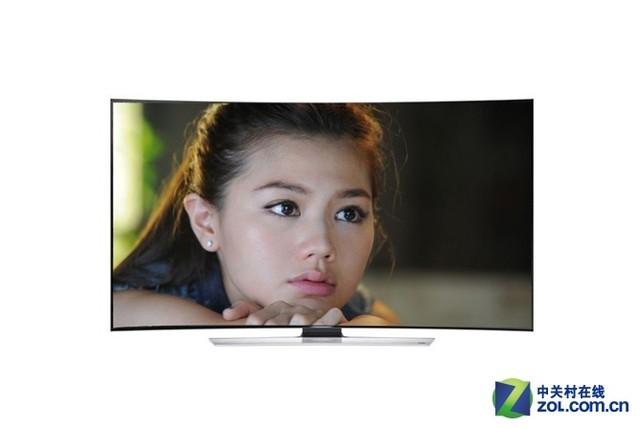 完美视觉体验 六款曲面屏智能电视推荐