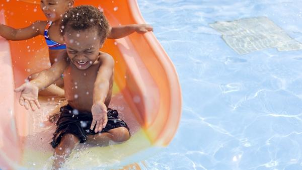 奥兰多迪士尼乐园四季度假酒店 探索者岛屿水上世界
