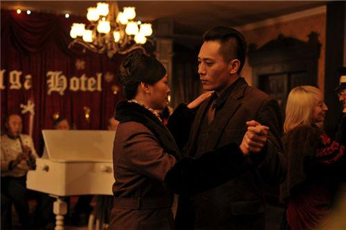 《红色通道》刘烨硬汉柔情