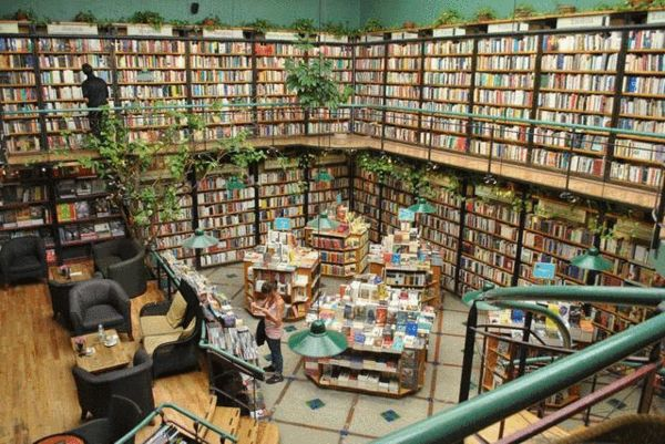 好久没读书了吧!嘻嘻~~一起走进全球最美的十家书店,带 ...