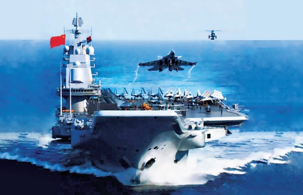 中国最新国产航母_外媒:中国国产航母图纸已完成 日本感到恐慌-搜狐军事频道