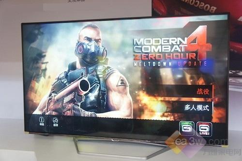 专为游戏而生 TCL L55E6700A-UD电视热卖
