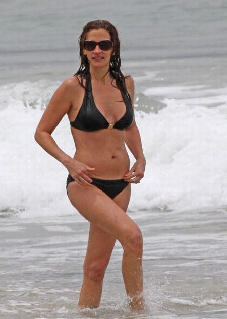 茱莉亚x_茱莉亚罗伯茨自认最美 不爽哈利贝瑞被评最性感