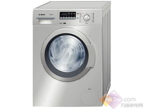 变速洗科技更节时 博世洗衣机快洗推荐