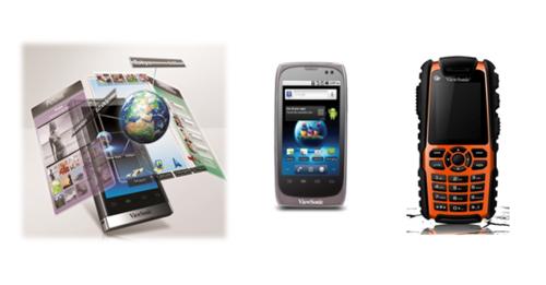 ViewSonic品牌专注手机产品并不是刚开始