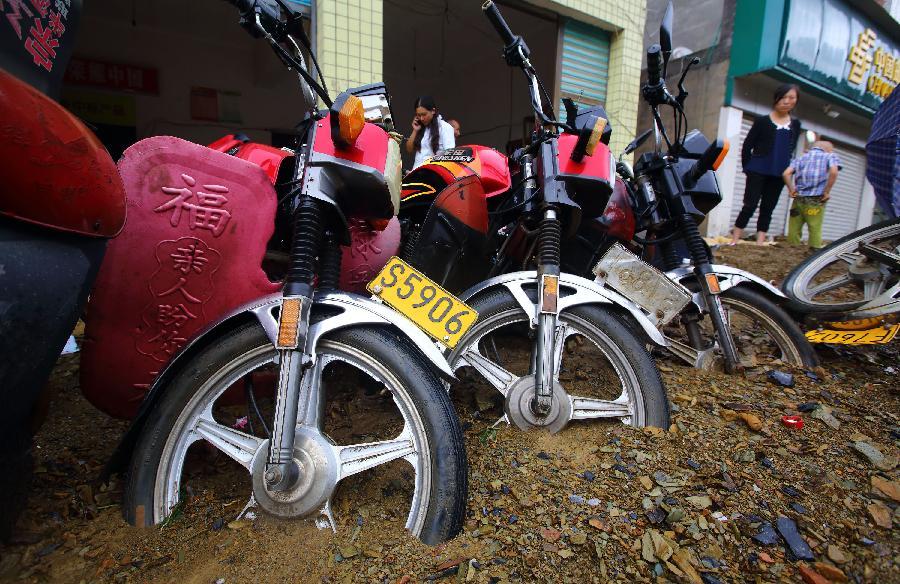 重庆南川区持续暴雨引发山洪灾害导致较大损失