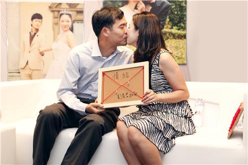 周大福VIP嘉宾为铂金对戒新品命名并为挚爱献上七夕惊喜