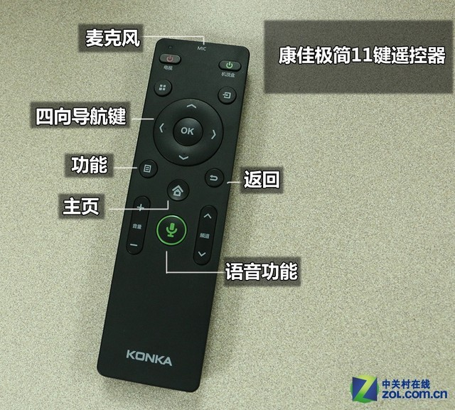 向简洁看齐 康佳易TV 9800液晶电视首测