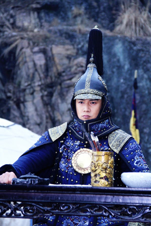《宫锁连城》韩国热播 陆毅再度风靡海外荧屏