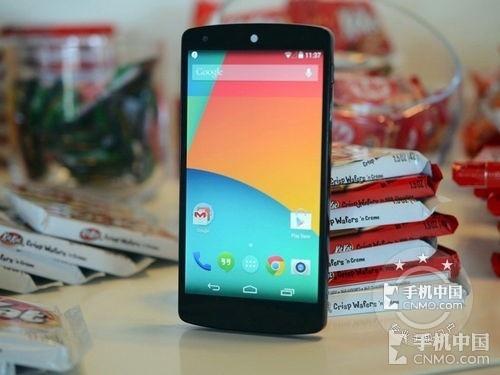 原生Android做工精湛 Nexus 5仅1999元